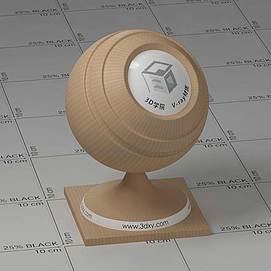 纸板Vary材质球