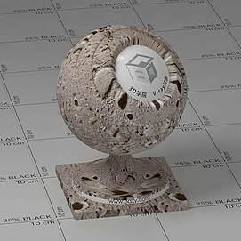 月球Vary材质球