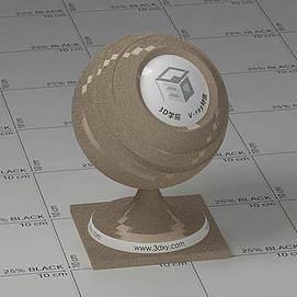 沙子Vary材质球