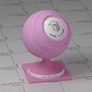 肥皂Vary材质球