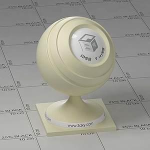 黃油Vary材質球