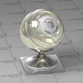 钻石Vary材质球球