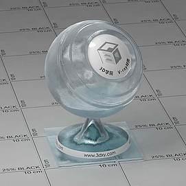 蓝冰Vary材质球球