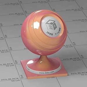 石榴Vary材质球