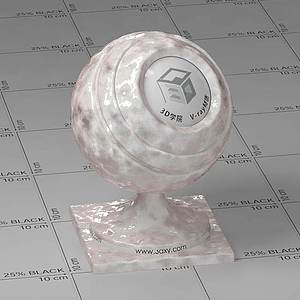 荔枝Vary材質球