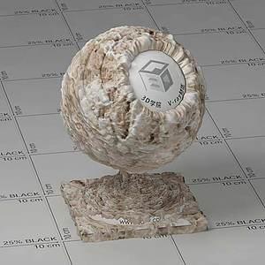 色拉Vary材质球球