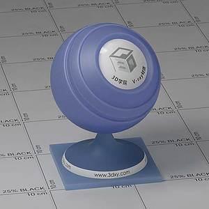 蜡烛Vary材质球球