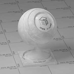 白云Vary材质球球