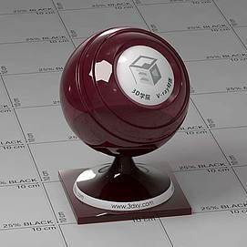 红宝石Vary材质球球