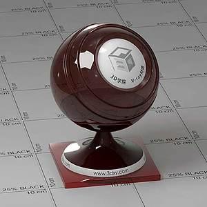 石榴石Vary材質球球