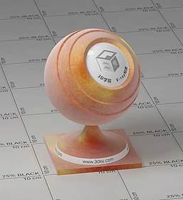 桃子vray材质