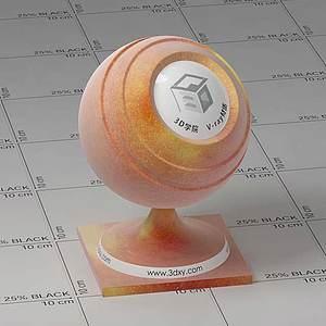 桃子Vary材质球球