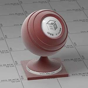 血細胞Vary材質球球