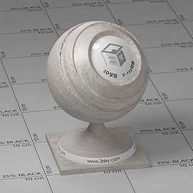 骨头Vary材质球球