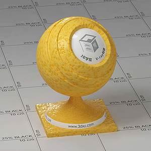 橘子Vary材質球球