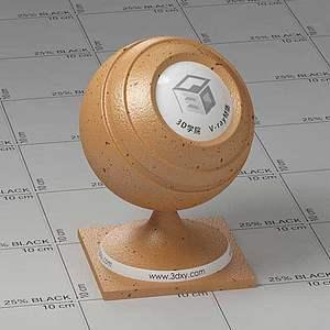 蛋壳Vary材质球球