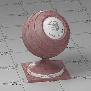 瘦肉Vary材質球球