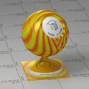 棒棒糖Vary材質球球
