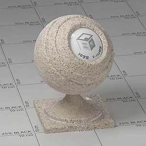 面包Vary材質球球