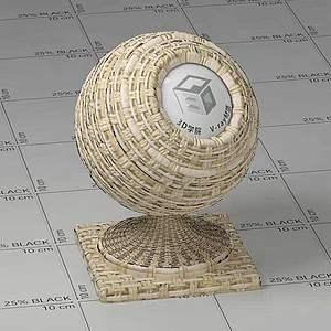 花生壳Vary材质球球