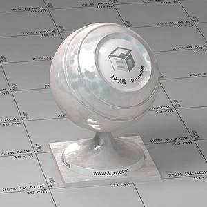 車漆Vary材質球
