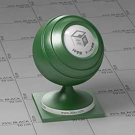 绿色车漆Vary材质球球