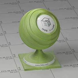 树叶Vary材质球球