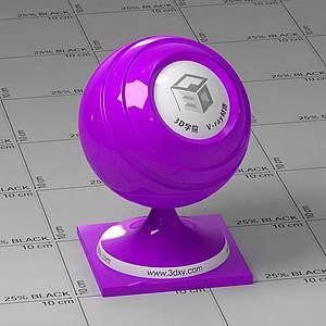 車漆Vary材質球球
