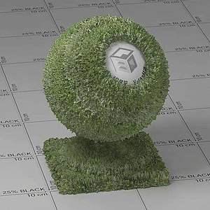 小草Vary材质球球