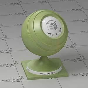 竹叶Vary材质球球