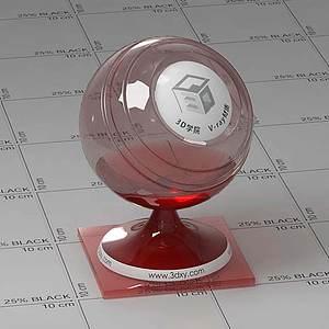 果汁Vary材質球球