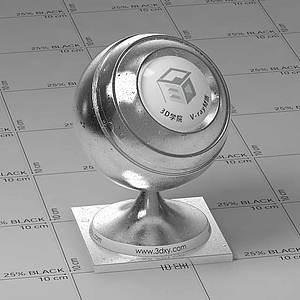 水銀Vary材質球球