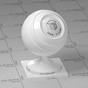油漆Vary材質球球