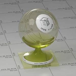 飲料Vary材質球球