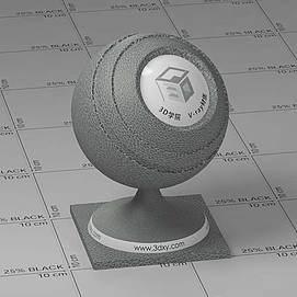 皮革Vary材质球