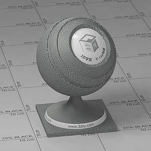 皮革Vary材質球