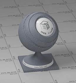 灰色皮革vray材质
