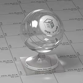 尼龙Vary材质球