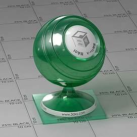 二极管Vary材质球