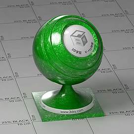 玻璃纤维Vary材质球