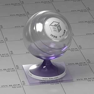 亞克力Vary材質球球