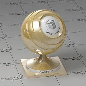 黃銅Vary材質球球