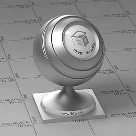 灰色金属Vary材质球球