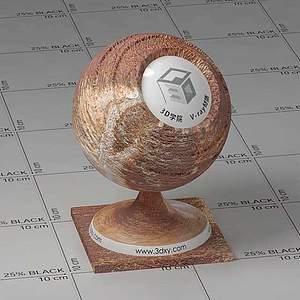 鐵銹Vary材質球球