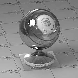 汽車玻璃Vary材質球球