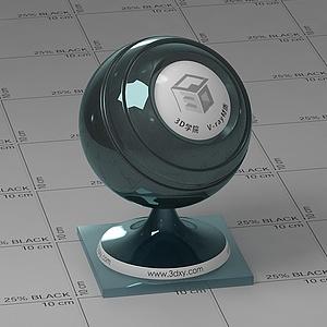 玻璃Vary材質球球