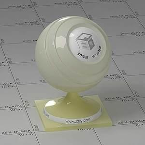 玻璃Vary材质球球
