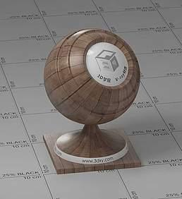 木纹vray材质