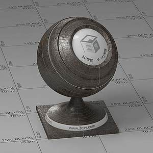 砖块Vary材质球