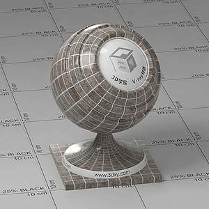 石料Vary材質球